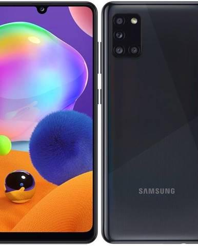 Mobilný telefón Samsung Galaxy A31 čierny