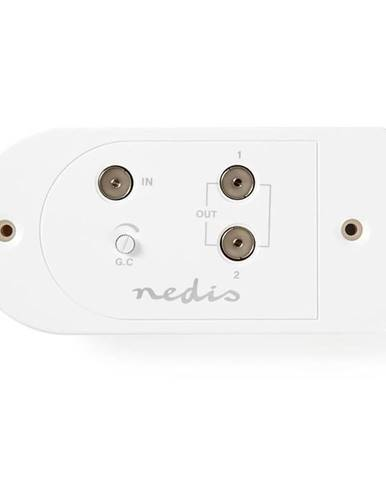 Zosilňovač Nedis Catv, Max. zesílení 18 dB, 40–862 MHz, 2 Výstupy,