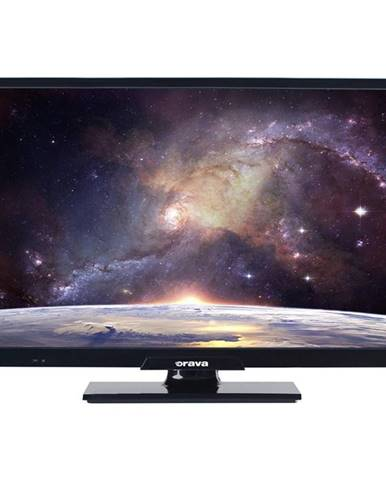 Televízor Orava LT-636 čierna
