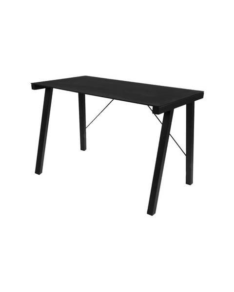 Actona Čierny písací stôl Actona Typhoon