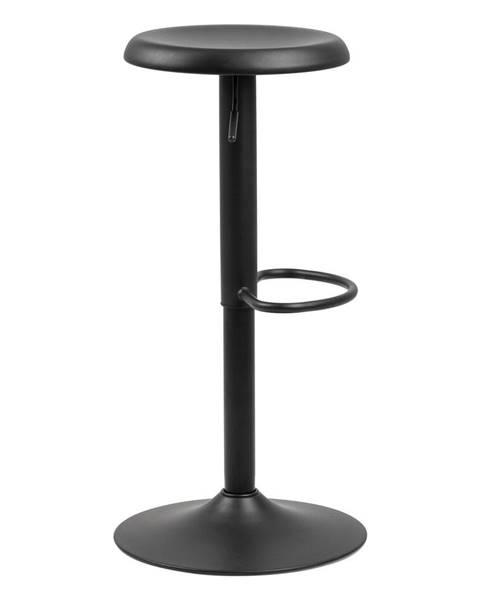 Actona Čierna barová stolička Actona Finch
