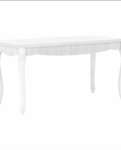 Jedálenský stôl DA19 sosna biela VILAR