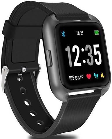 Inteligentné hodinky Technaxx Smartwatch TX-Sw5hr čierne