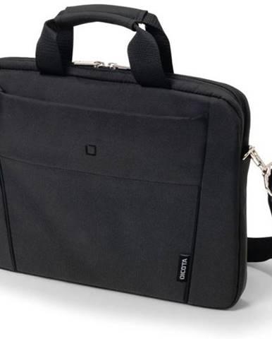 """Brašna na notebook Dicota Slim Case Base 15""""-15,6"""" čierna"""