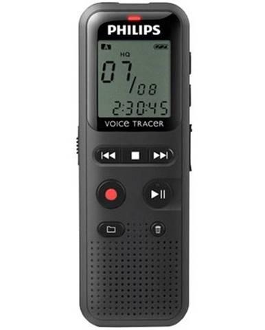 Diktafón Philips DVT1150 čierny