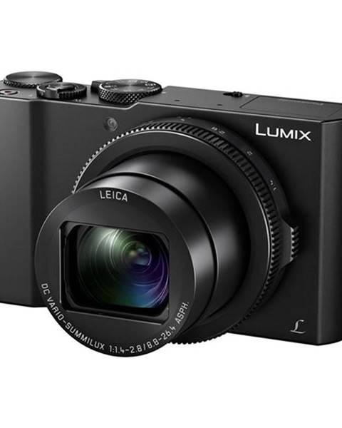 Panasonic Digitálny fotoaparát Panasonic Lumix DMC-LX15 čierny