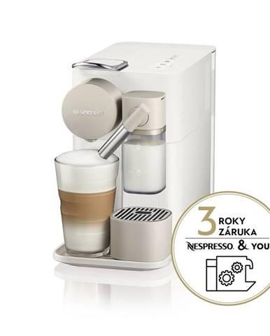 Espresso DeLonghi Nespresso Lattissima EN500.W biele/béžov