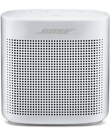 Prenosný reproduktor Bose SoundLink Colour II biely