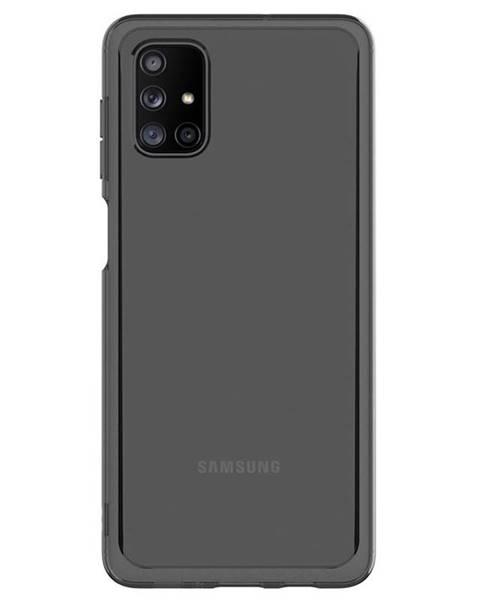 Samsung Kryt na mobil Samsung Galaxy M51 čierny