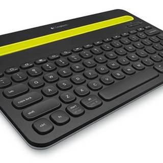Klávesnica Logitech Bluetooth Keyboard K480 US čierna