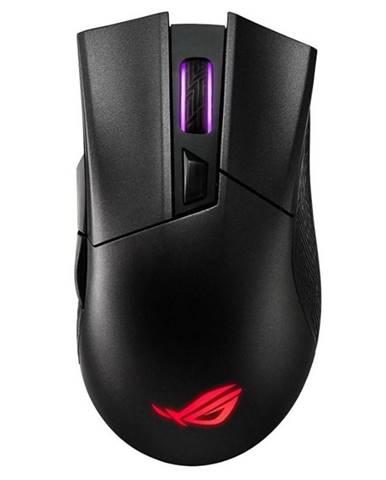 Myš  Asus ROG Gladius II Wireless čierna
