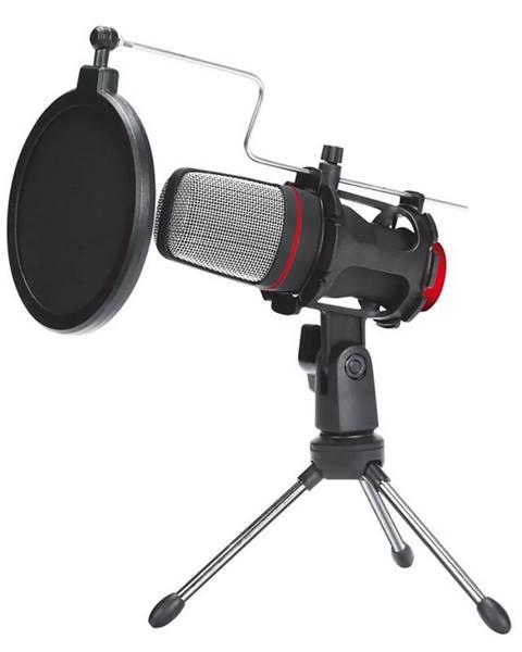 Marvo Mikrofón Marvo MIC-02 čierny