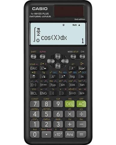Kalkulačka Casio FX 991 ES Plus 2E čierna
