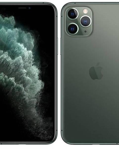 Apple Mobilný telefón Apple iPhone 11 Pro 64 GB - Midnight Green
