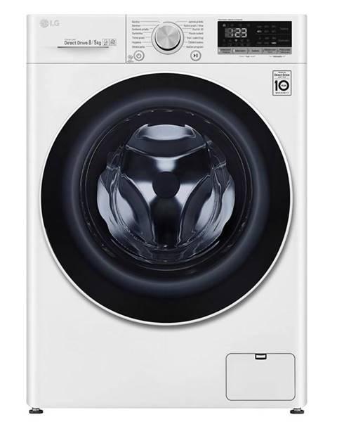 LG Práčka so sušičkou LG F4dn508n0 biela