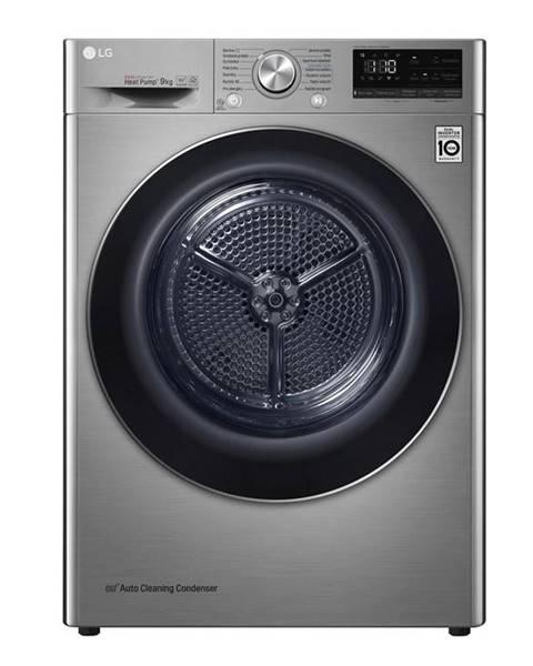 LG Sušička bielizne LG Rc91v9ev2q strieborn