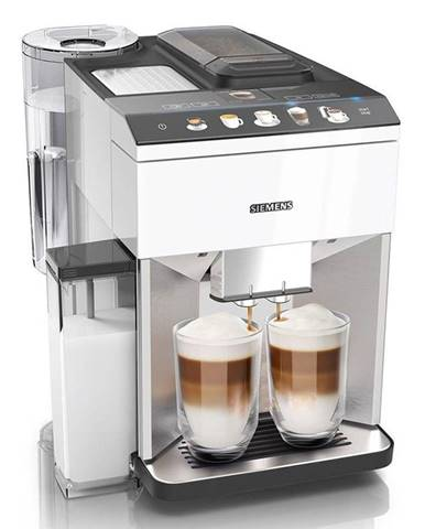 Espresso Siemens TQ507R02 biele