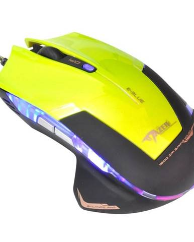 Myš  E-Blue Mazer R zelená