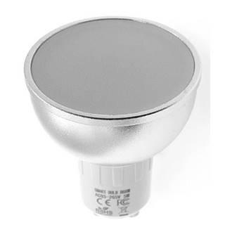 Inteligentná žiarovka iQtech SmartLife GU10, Wi-Fi, 5W, barevná
