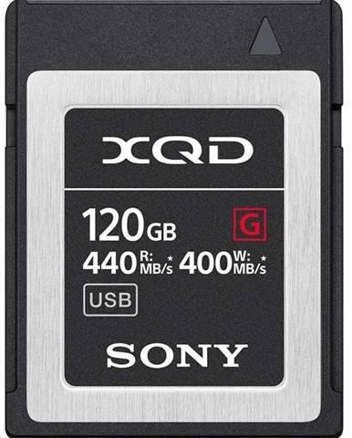 Pamäťová karta Sony XQD G 120 GB