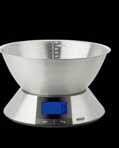Bravo B-5171 digitálna kuchynská váha s miskou