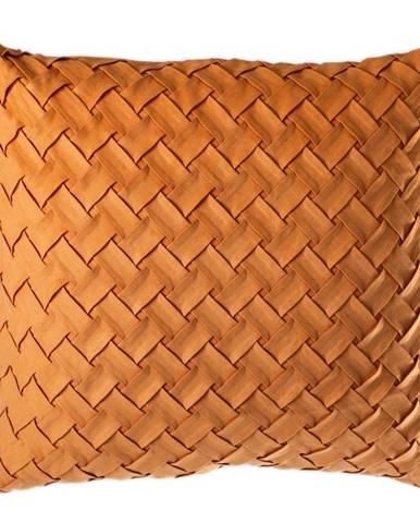 Jahu Vankúšik Gama oranžová, 40 x 40 cm