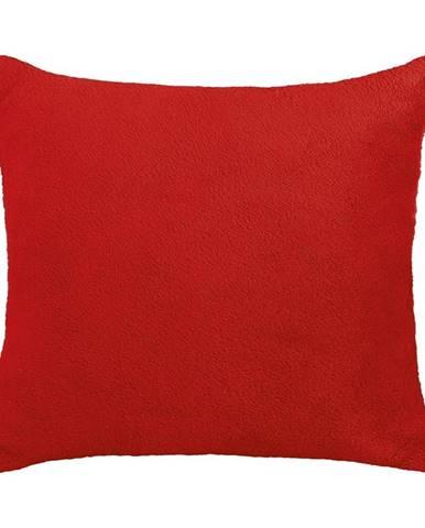 Bellatex vankúšik Korall micro, červená, 38 x 38 cm