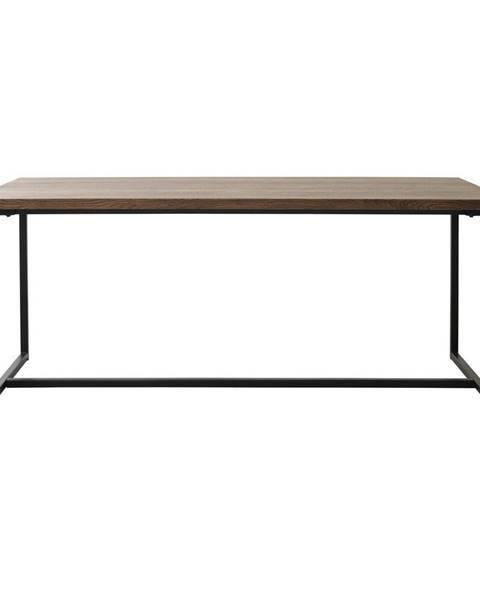 Unique Furniture Jedálenský stôl v dubovom dekore Unique Furniture Rivoli,180x90cm