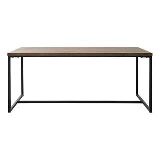 Jedálenský stôl v dubovom dekore Unique Furniture Rivoli,180x90cm