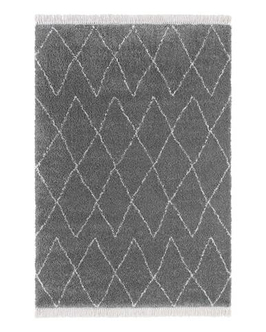 Sivý koberec Mint Rugs Jade, 80 x 150 cm