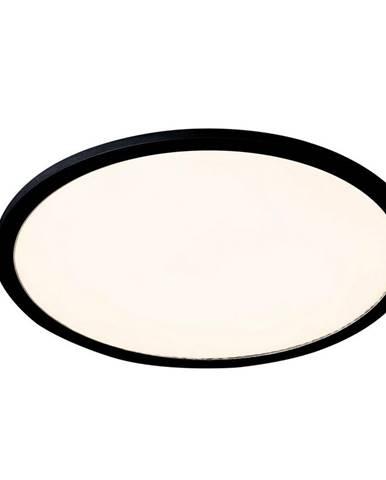 Led stropné svietidlo Terom, Ø/v: 40/6cm, 30 Watt