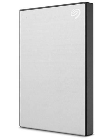 Externý pevný disk Seagate One Touch 1TB strieborný