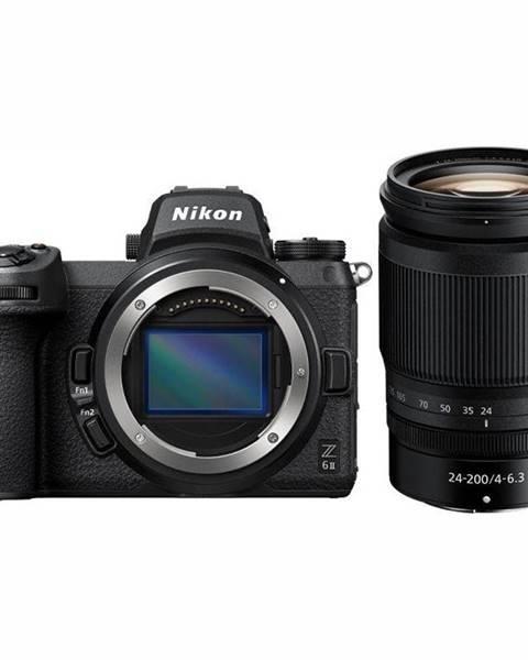 Nikon Digitálny fotoaparát Nikon Z 6II + 24-200MM KIT čierny