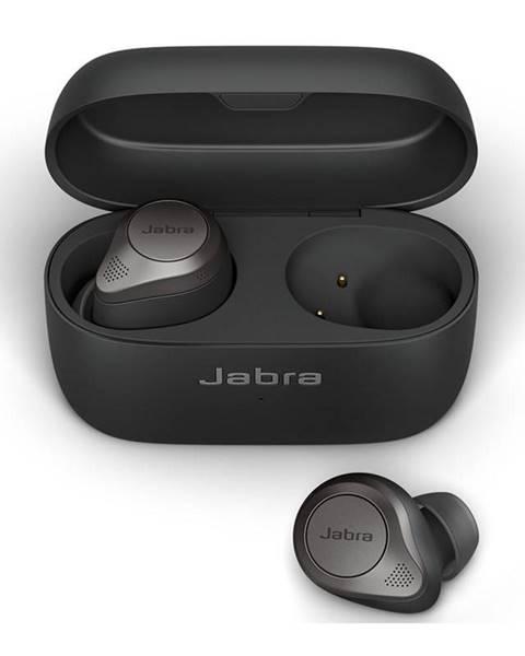 Jabra Slúchadlá Jabra Elite 85t čierna/Titanium
