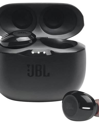 Slúchadlá JBL Tune 125TWS čierna