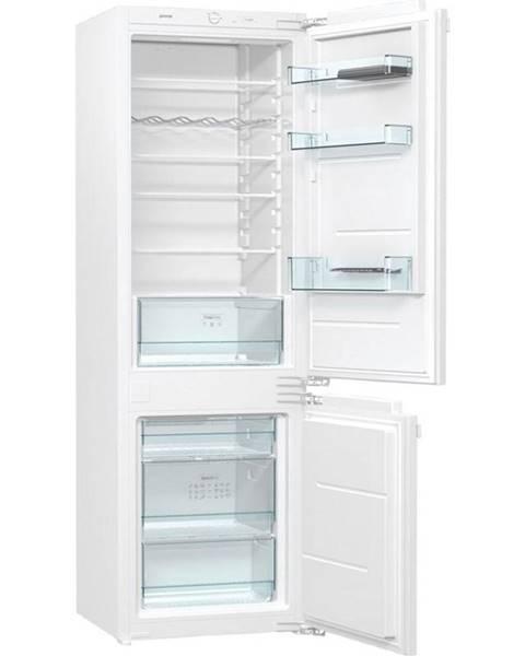 Gorenje Kombinácia chladničky s mrazničkou Gorenje Rki2181e1 biele