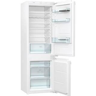 Kombinácia chladničky s mrazničkou Gorenje Rki2181e1 biele