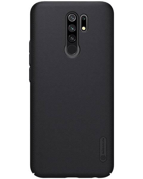 Nillkin Kryt na mobil Nillkin Super Frosted na Xiaomi Redmi 9 čierny