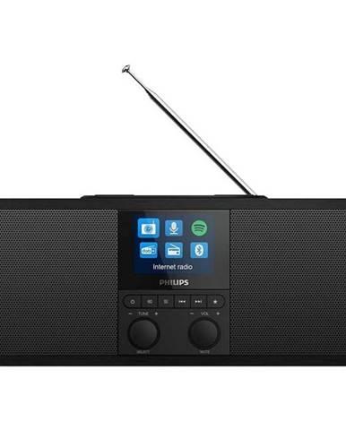 Internetový rádioprijímač Philips TAR8805 čierny