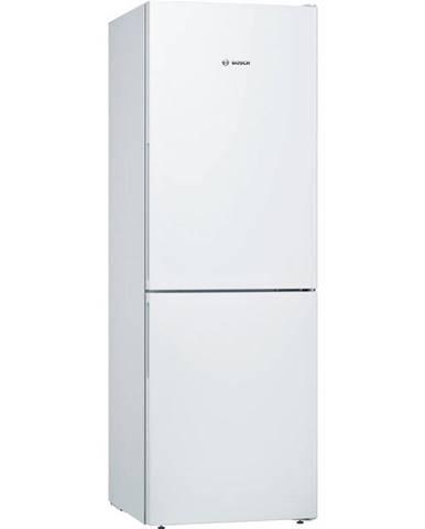 Kombinácia chladničky s mrazničkou Bosch Serie | 4 Kgv33vwea biela