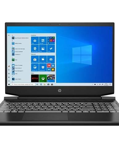 Notebook HP Pavilion Gaming 15-ec0602nc čierny