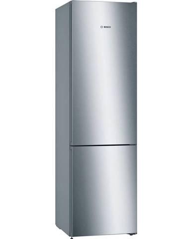 Kombinácia chladničky s mrazničkou Bosch Serie | 4 Kgn392ida nerez
