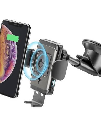 Držiak na mobil CellularLine Pilot Instant, bezdrátové nabíjení