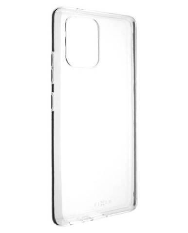 Kryt na mobil Fixed na Samsung Galaxy S10 Lite priehľadný