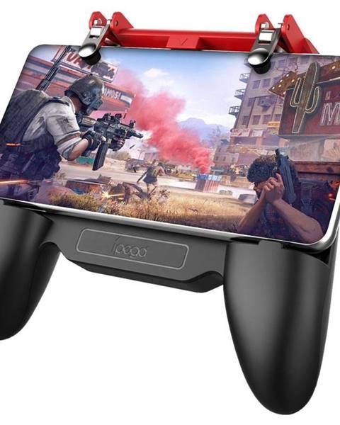 iPega Gamepad iPega Multifunctional Game Grip s ventilátorem čierny