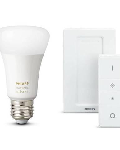 Štartovacia sada Philips Hue Bluetooth 9W, E27, White Ambiance