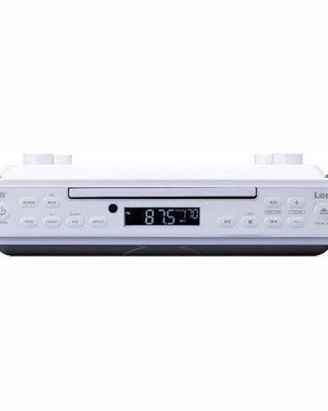 Lenco Rádioprijímač s CD Lenco KCR-150 biely