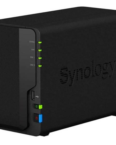 Synology Sieťové úložište Synology DS218 čierne
