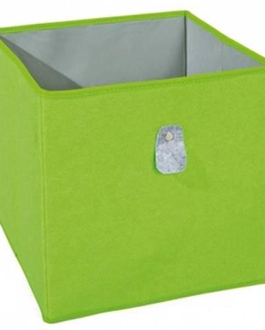 Úložný box Widdy, zelený%