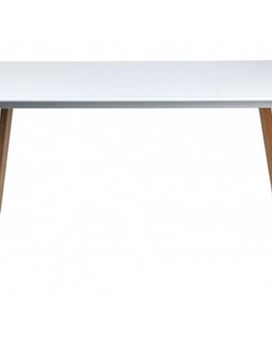 Jedálenský stôl Larsson 150x90 cm, biely%